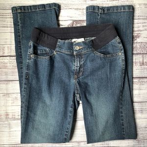Duo Maternity Flare Jeans
